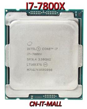 Intel I7-7800X   8.25M 6 Core 12 Thread LGA2066 3.5Ghz Processor  For X299 Board
