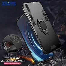 Anti Shock Proof Fall Für Vivo iQOO Neo X9 X9S X20 Plus X21 UD X21i X23 X27 X30 Pro NEX3 EINE 5G Halterung Ring Magnetische Telefon Abdeckung