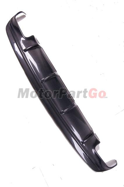 Carbon Fiber Rear Bumper Lip Diffuser For Mercedes Benz Class W117  2016 - 2018  M187 2