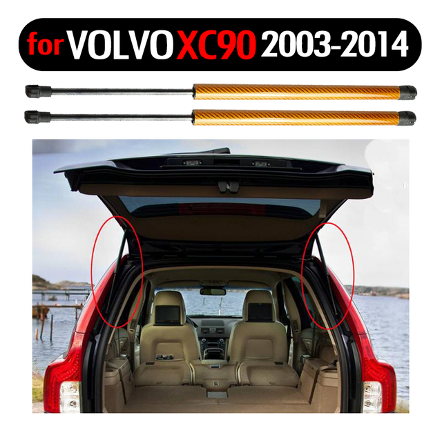 Tailgate Trunk Lift Support Fits Volvo XC90 Gas Struts 2003-2014 SG315018