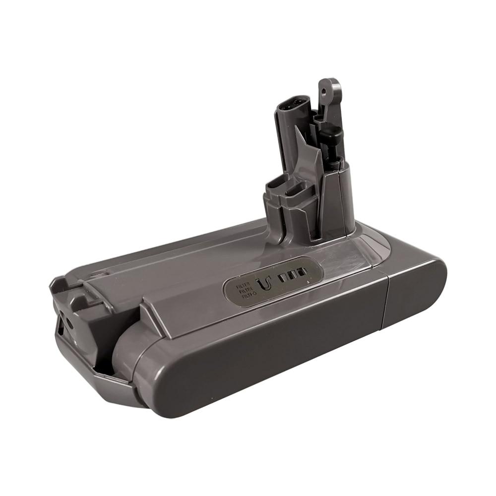 Сменный литиевый аккумулятор для пылесоса Dyson, 25,2 в, 3500 мАч