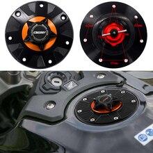 Honda Hornet CB600F 2007 2008 2009 2010 2011 2012 2013 오토바이 알루미늄 연료 탱크 캡 가스 오일 탱크 커버