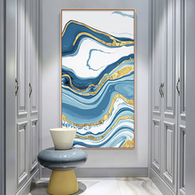 KOWELL 100% Handpainted Large Modern Abstract Oil Painting On Canvas Art Gift Home Decor Living Room Wall Art Frameless Picture