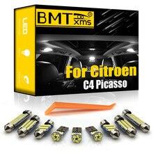 BMTxms Canbus No Error para Citroen C4 Picasso en 2007-2020 vehículo juego de luz Interior LED coche accesorios de iluminación