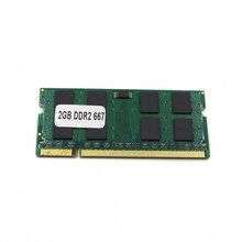 Memori RAM DDR2 PC2-5300/U 667/800/1600M Hz 200/240 Pin 2 GB/4 GB PC desktop Tablet(China)