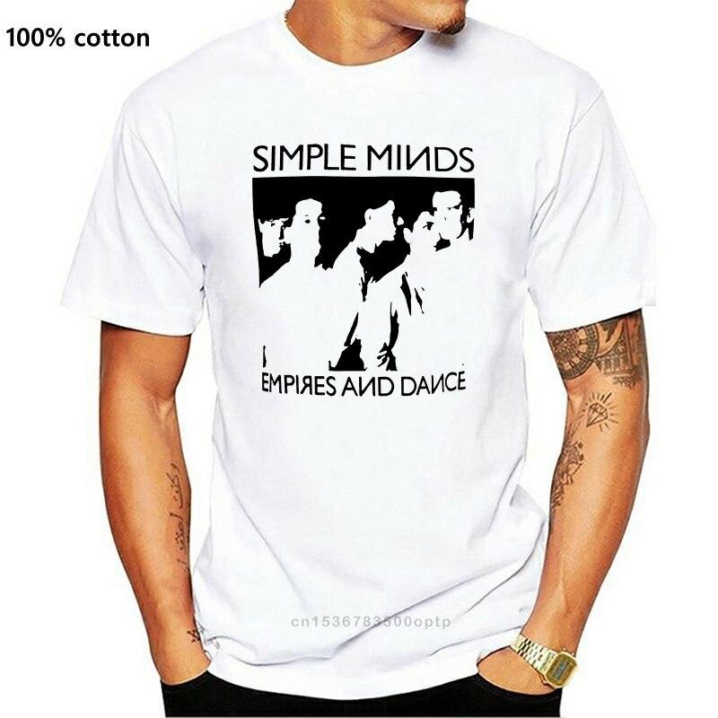 Las mentes simples-imperios y baile-camiseta