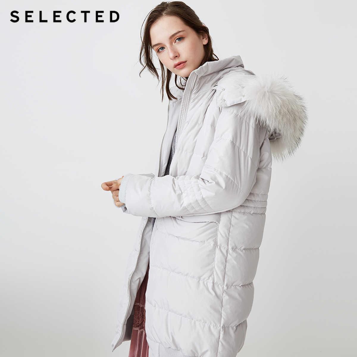 Отборные зимние женские сплошной цвет Верхняя одежда плетеные волосы с капюшоном свободный пуховик пальто S | 418412552