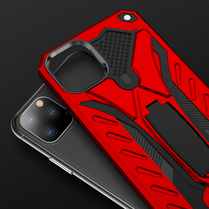 WEFIRST Rugged Hard PC Case for iPhone 11/11 Pro/11 Pro Max