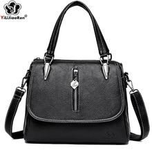 купить Ladies Handbags Women Fashion Bags 2019 Luxury Women Leather Handbags Large Capacity Shoulder Bags for Women Brand Tote Designer по цене 1431.58 рублей
