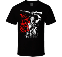 Army of Darkness This Is My Boomstick Adult Horror Evil Dead T-Shirt M To 3XL Newest 2019 Men T-Shirt Fashion Top Tee цена и фото