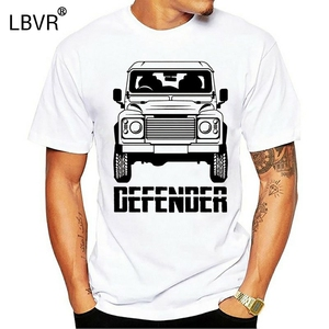 Hot Sale Men T Shirt Fashion Defender 90 110 Off Road Land Mens T Shirt Summer T-shirt