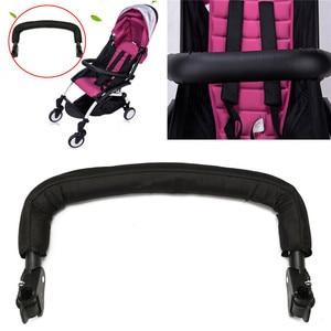 Image 5 - Adjustable Pushchair Handlebar Armrest Bumper Bar Baby Stroller Pushchair Pram Gip For Cosatto Supa Silver Cross Pop 2