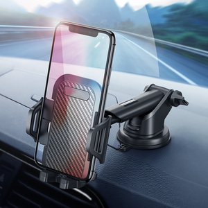 Image 1 - โทรศัพท์มือถือผู้ถือ Vent Air Car กระจกรถยนต์ Mount ขาตั้งโทรศัพท์ 360 คาร์บอนไฟเบอร์ผู้ถือสมาร์ทโฟนสนับสนุนรถ