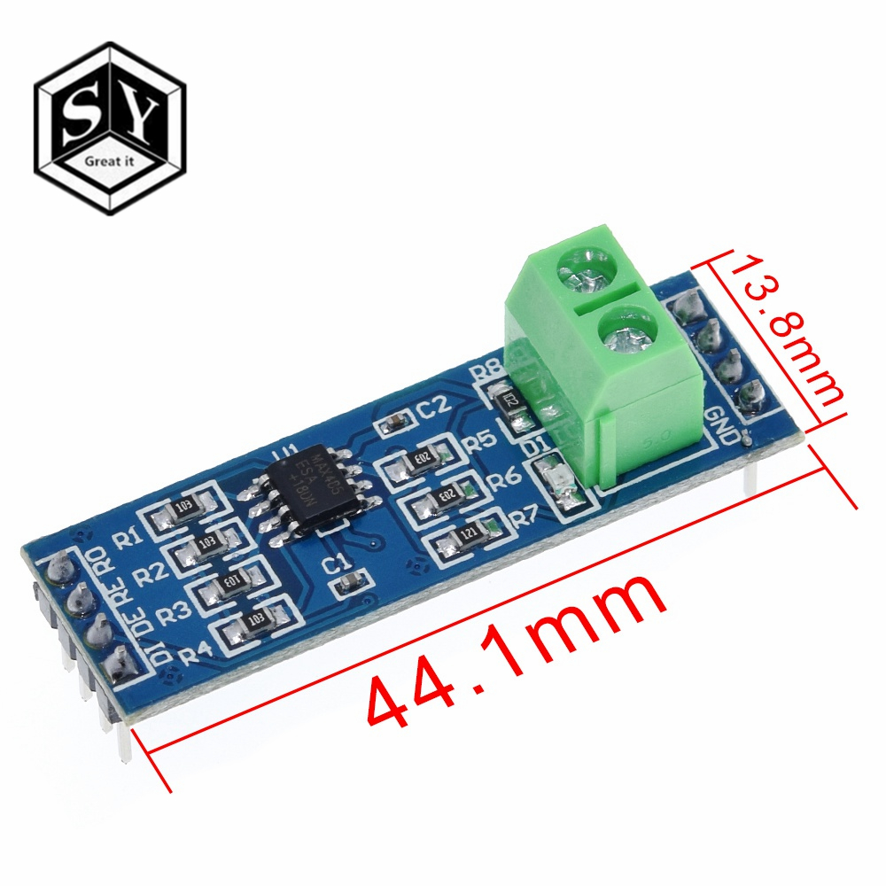 MAX485 TTL TO RS485 (6)