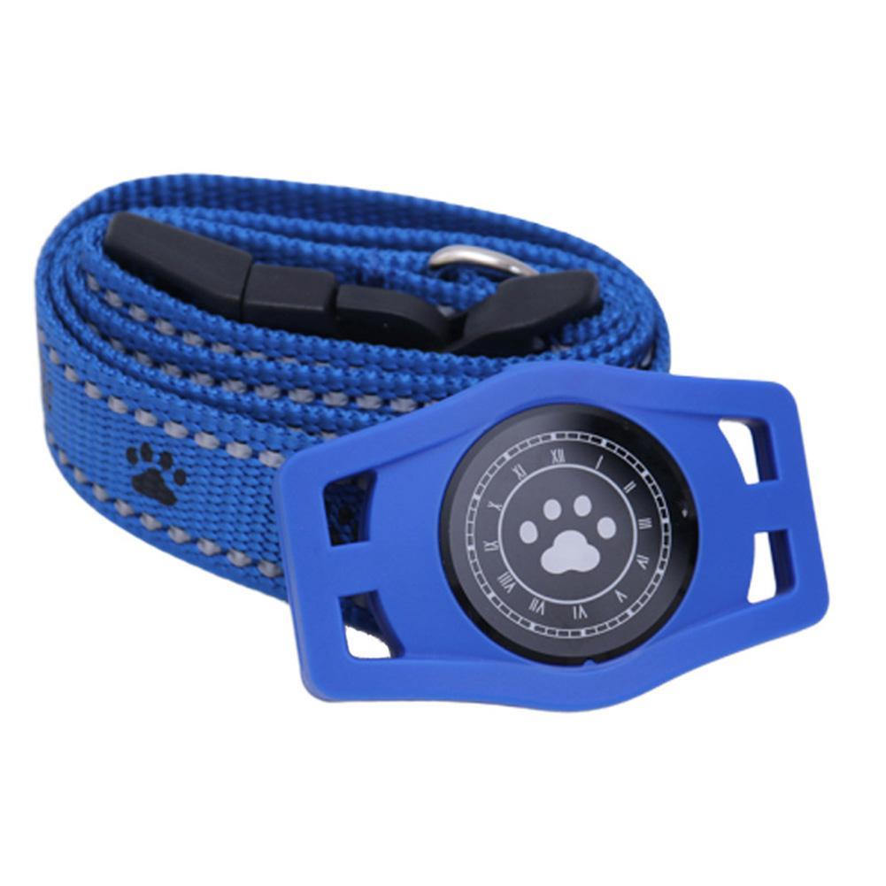 Adeeing Pet GPS Location Tracker Waterproof Voice Call Cool Light