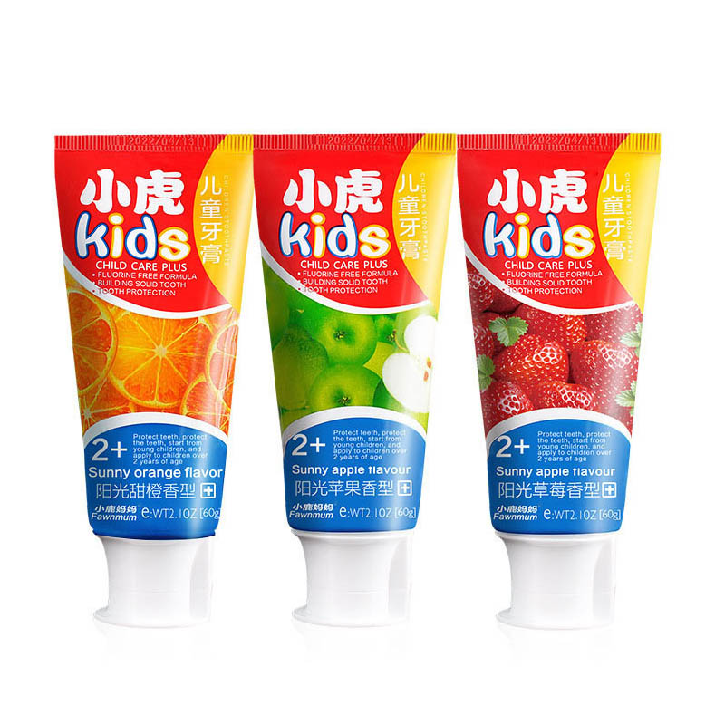 Children Toothpaste Whitening Cleaning Toothpaste Anti Caries Organic Kid Baby Care Dental Children Child Cleaning Tooth Paste