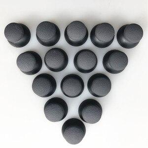 Image 2 - 50 sztuk wymiana kij analogowy dżojstik 3d uchwyt na kciuk kij pokrywa Cap obudowa do sony PlayStation 3 PS3 kontroler