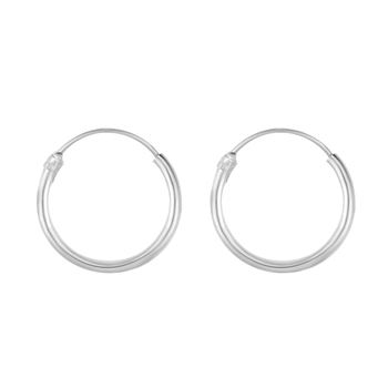 3 Pair/Set Fashion Women Girl Simple Round Circle Small Ear Stud Earring Punk Hip-hop Earrings Jewelry 3 Size 3