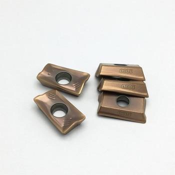 20PCS Free Shipping R390-170408M-PM 1030 R390170408M PM1030 Carbide Insert CNC Turning Blade Lathe Tool Slotting Tool
