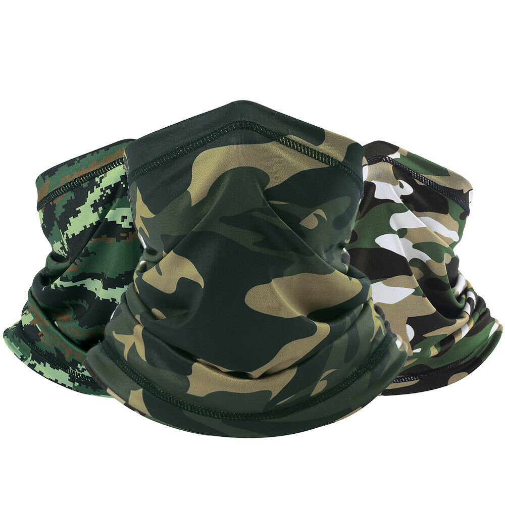 Tactical  Fishing Hiking  UV Protection Neck Face Cover 1