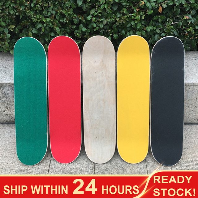 23cm Skateboard Schmirgelpapier Scooter Skateboard Deck Griptape Longboard Schmirgelpapier elektrisches Skateboard Brett Grip Tape Skate Skateboard Griptape 84