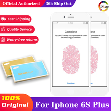 10 pz/lotto grado AAA + + + Display LCD per iPhone 6S più LCD 5.5 3D Touch Screen Digitizer Assembly sostituzione Display LCD