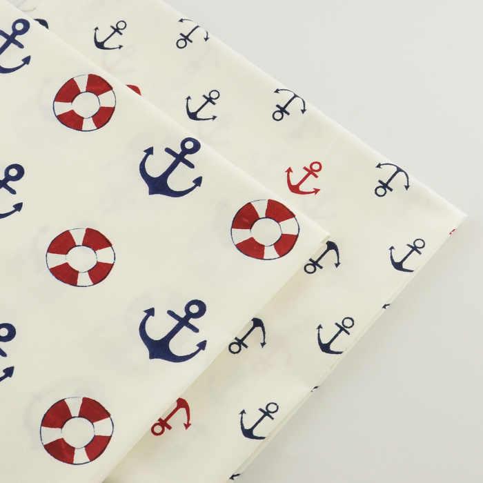 Lote de 2 piezas de telas de algodón de 40cm x 50cm Para costura de telas de Patchwork baratas, tejidos acolchados Para ropa, tejido