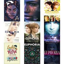 Carteles populares de euforia pegatinas de pared impresión de papel fotográfico decoración del hogar Imagen Clara