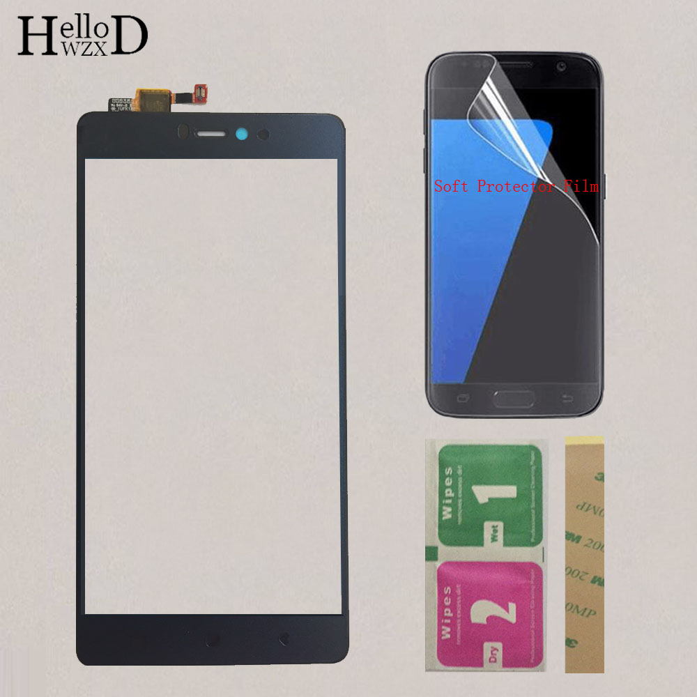 Touch Screen For Xiaomi Mi 4C Mi4c Repair Touch Panel Phone Front Glass For Xiaomi 4C Touch Screen Sensor Protector Film