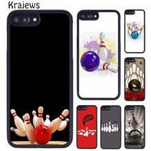 Krajews lutar como uma menina power caso telefone para iphone 5 6 7 8 plus 11 pro x xr xs max samsung galaxy s6 s7 edge s8 s9 s10 plus(China)