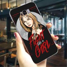 Buffy The Vampire Slayer cho Samsung Galaxy Note 8 Ốp Lưng điện thoại 9 M10 M20 M30 S6 Edge s7 S8 Plus S9 S10 S10e(China)