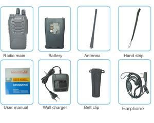 Image 5 - 2pcs/lot baofeng BF 888S Walkie talkie Two way radio set BF 888s UHF 400 470MHz 16CH walkie talkie Radio Transceiver