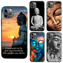 Gautama Buddha TPU Case For iPhone XR X