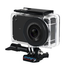 Gosear Waterproof Protective Case Shell Housing for Xiaomi Xiao Mi Mijia 4K Action Camera Diving Surfing Underwater Photography