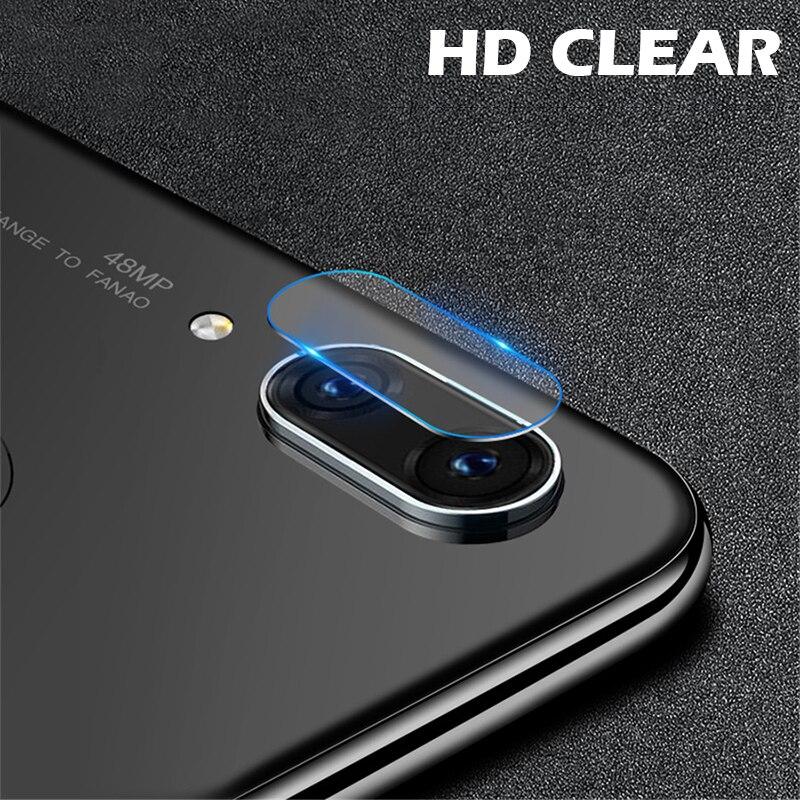 5pcs Camera Glass Lens For Redmi Note 8 Pro Glass Protector Camera Glass For Xiaomi MI A3 9se 9t A3 Redmi Note 4x 5 6 7 7a 6a