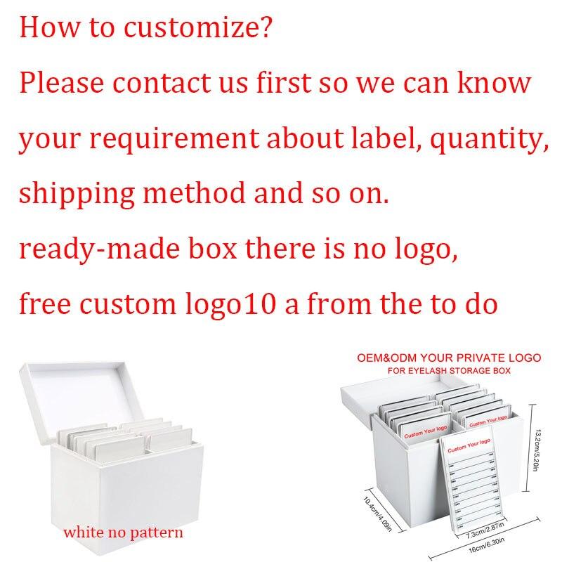 caixa de armazenamento cilios 10 04