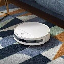 Original xiaomi mijia robô aspirador de pó g1 para mi casa automático poeira esterilizar app controle inteligente varrendo limpar aspirador