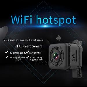 Image 4 - New SQ29 Wifi Mini Camera Magnetic Body Micro Cam HD Video Voice Recorder Night Vision DV Small Camcorder Support Hidden TF Card