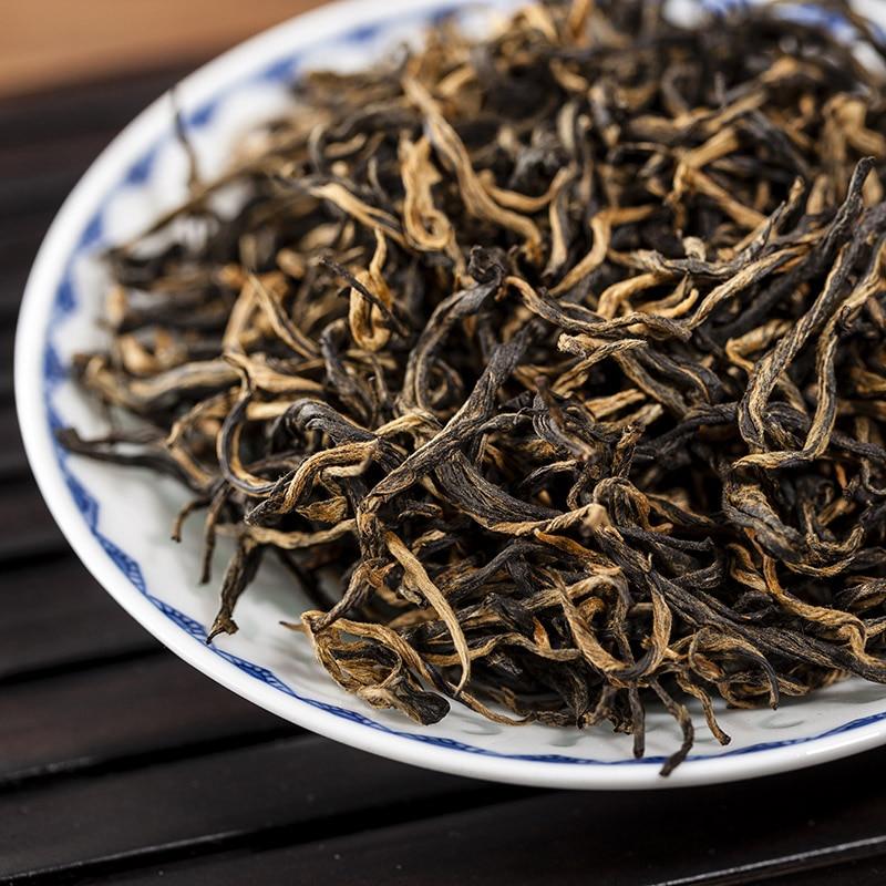 Guangdong Yingde Black Yinghong No.9 Tea Yingteh British Chinese Organic