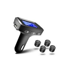 Tospra carro inteligente tpms sistema de monitoramento pressão dos pneus energia solar display lcd digital sistemas de alarme segurança automática pressão dos pneus|Sistemas de monitoramento de pressão dos pneus|Automóveis e motos -