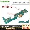 Novaphopat Für Huawei Y5-2017 MYA-L02 MYA-L03 USB Dock Lade Ladegerät Port-anschluss Flex Kabel Ersatz + Tracking