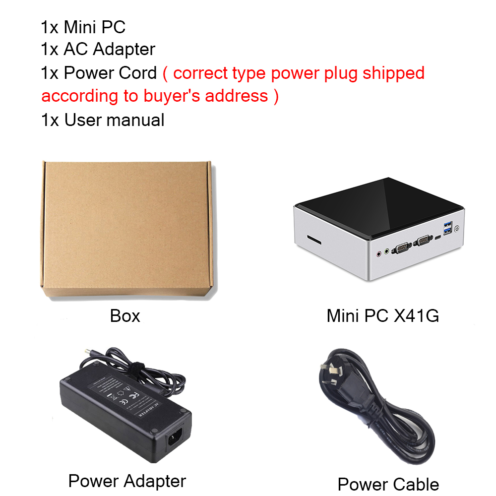Thin Industrial Mini PC for Windows 10 and Linux with Intel Core i5 and 2x LAN Port 5