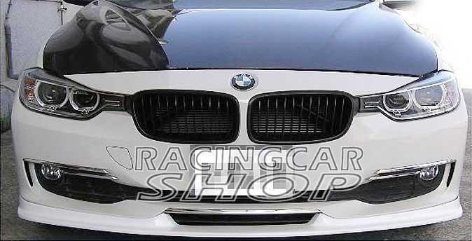 Boyalı ön dudak BMW için rüzgarlık F30 3 serisi SEDAN 2012UP B107F