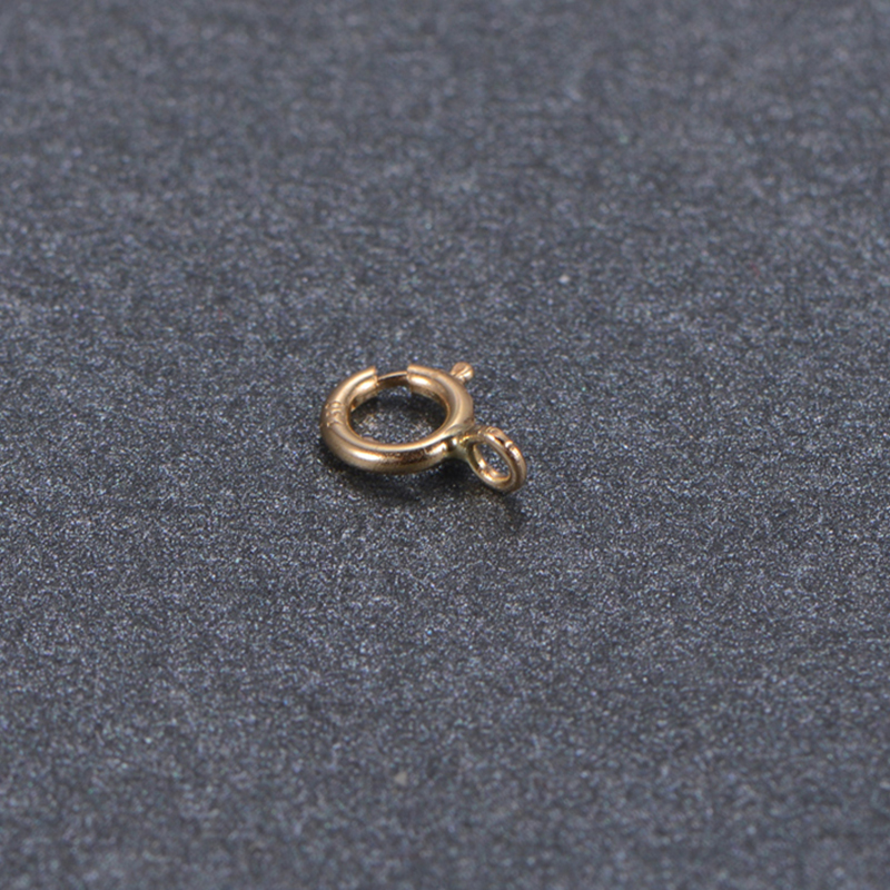 18k gold spring clasp (20)