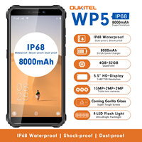 Oukitel 4g quard core smartphone wp5 5.5