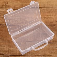 Portable Transparent Medicine Cosmetic Tool Storage Box Case Container Organizer hot sales new arrive hot 2pc set portable jewelry box make up organizer travel makeup cosmetic organizer container suitcase cosmetic case