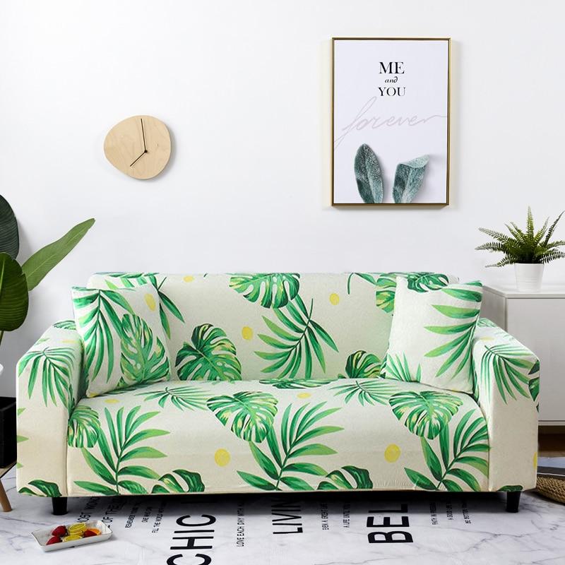 Купить 1 шт чехол для дивана эластичный с цветочным принтом линия стиль