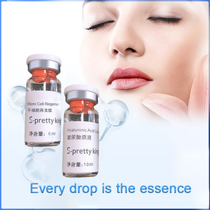 Image 2 - Hyaluronik asit sıvı ve kök hücre rejenere peptid cilt gençleştirme Anti aging ve yüz vücut dolum