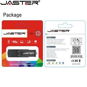 Image 5 - JASTER girevole USB 2.0 4GB 8GB 16GB 32GB 64GB Flash Drive/Disk con stampa Logo personalizzata per regali aziendali promozionali