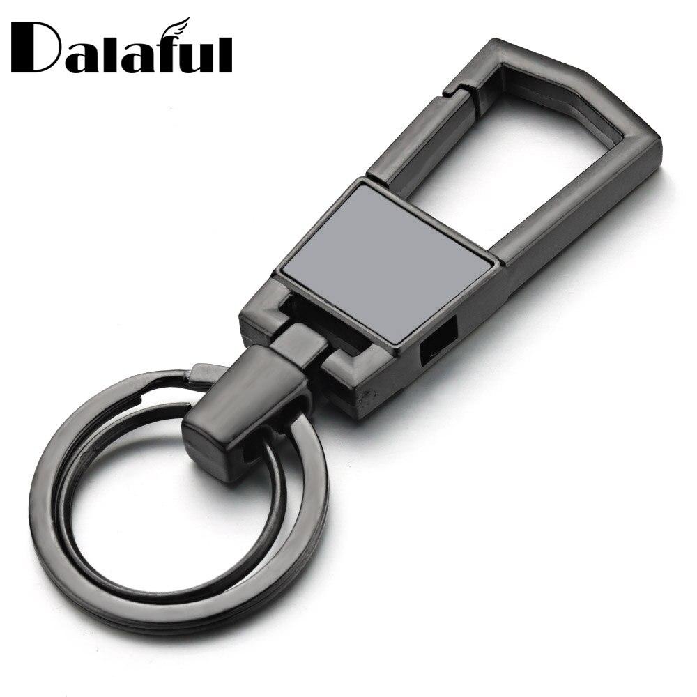 High-Grade Car Key Chains Rings Classic For Business Men Women Portachiavi Chaveiro Llaveros KeyChains Best Gift K398